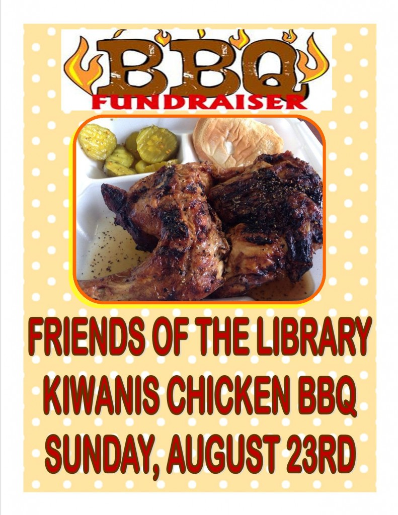kiwanis certificate templates - friends fundraising chicken bbq greenwood library