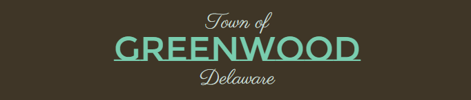 Town of Greenwood button