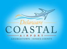 delaware Coastal Airport logo